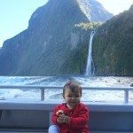 Scenic Milford Sound