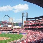 St Louis Cardinals - Busch Stadium