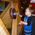 St Louis with kids: Children's Museum interactive exhibits