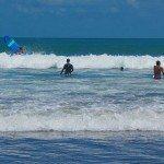 Seminyak Beach surf lessons