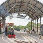 Steam train Semaphore