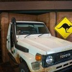 This was a winner - Toyota mobile ranger station