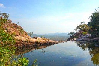 Kakadu National Park Gunlom Falls Plunge Pool