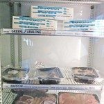 Seafood to go at The Oyster Farm Shop