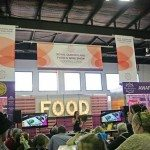 A full house at the Cooking Show, Woolies Pavilion Ekka