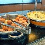 Egg choices Windjammer Buffet Breakfast