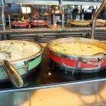 Pasta choices Windjammer Buffet