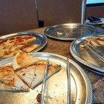 Pizza choice Windjammer Buffet