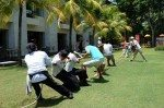 Tug of War and more at Westin's Prego. Image Westin Resort Nusa Dua