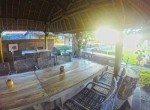 Comfortable surrounds and local food. Warung D'Sawah