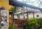 Warung Mina entrance
