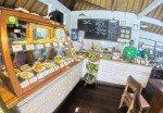 Traditional Waung style food display. Warung Sopa. Bali