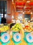 Fresh fruit at Kwee Zeen. Sofitel Sentosa Resort and Spa.