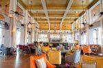 Sophisticated Le Bar. Sofitel Sentosa Resort and Spa.