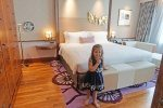 The master room in the Prestige Family Suite. Sofitel Singapore Sentosa Resort and Spa