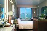 Sea views from some rooms. Image: Novotel Hong Kong.