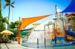 Bali Dynasty Resort's Fun Zone - wet playground