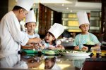 The Ritz-Carlton Bali Kid