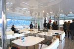 Luxury chic and plenty of room onboard luxury catamaran, Mirage, Cape Town