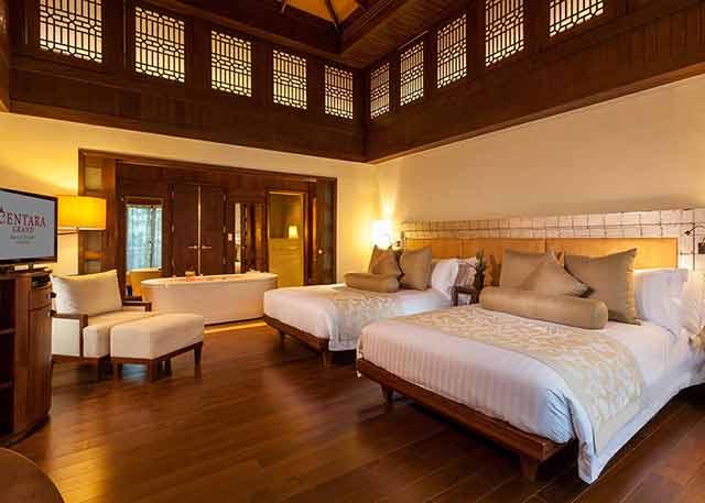 Spacious Royal Phuket Villa